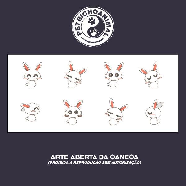 Caneca - Coelhinhos 2
