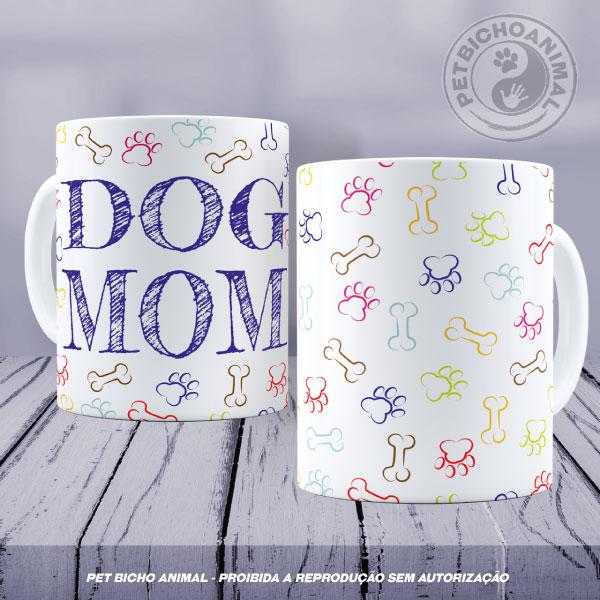 Caneca - Dog Mom 1
