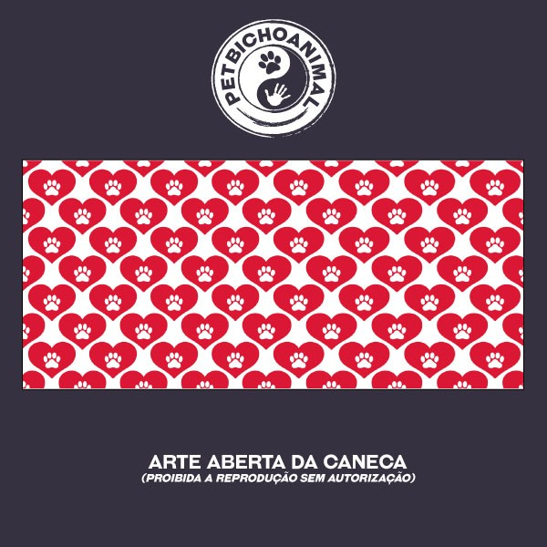 Caneca - Love Pets 3