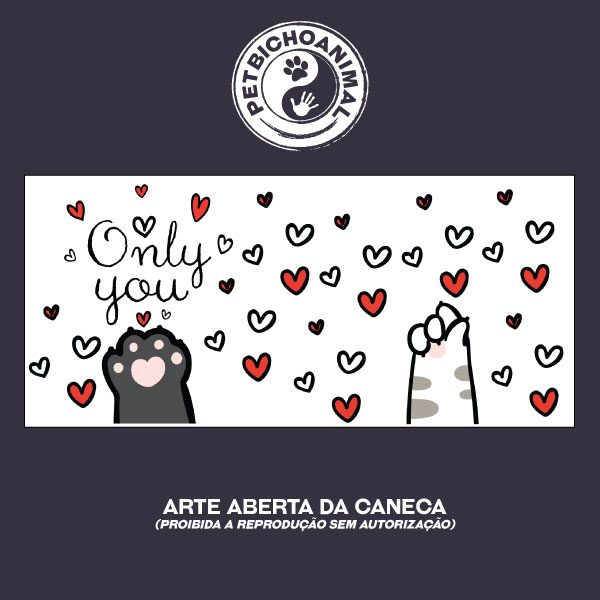 Caneca - Only You 2
