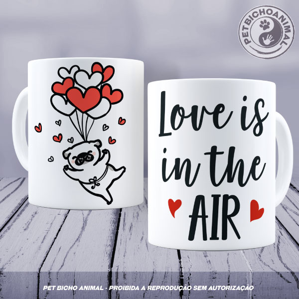 Caneca - Love Is In The Air 1