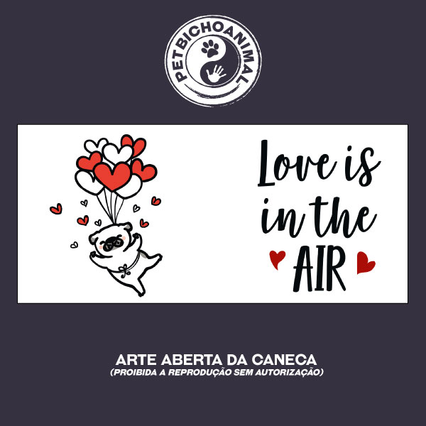 Caneca - Love Is In The Air 3
