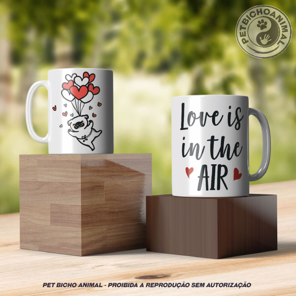 Caneca - Love Is In The Air 2