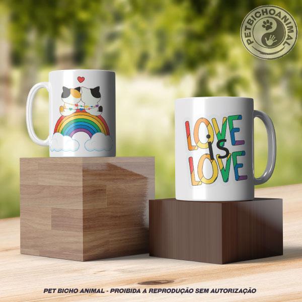 Caneca - Love is Love 2