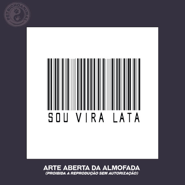 Almofada - Sou Vira Lata 2