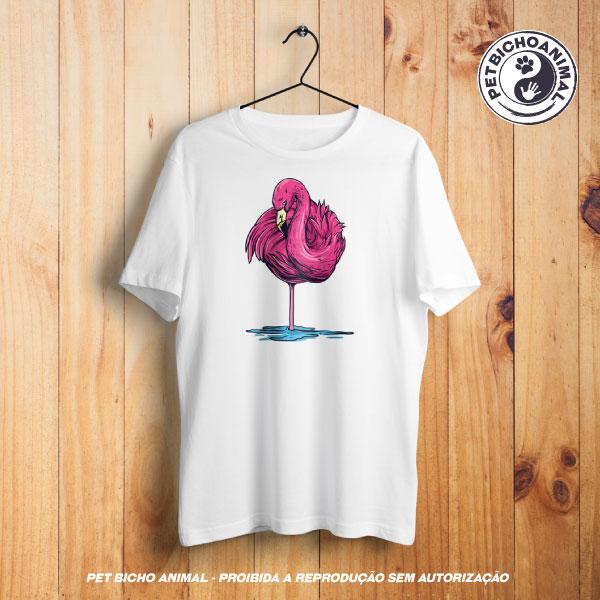 Camiseta - Flamingo 1