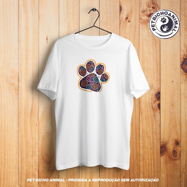Camiseta - Pata Colorida 1