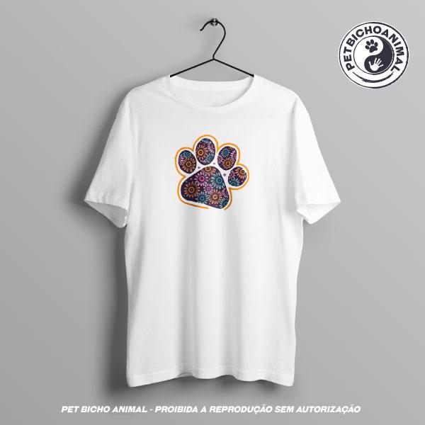 Camiseta - Pata Colorida 2