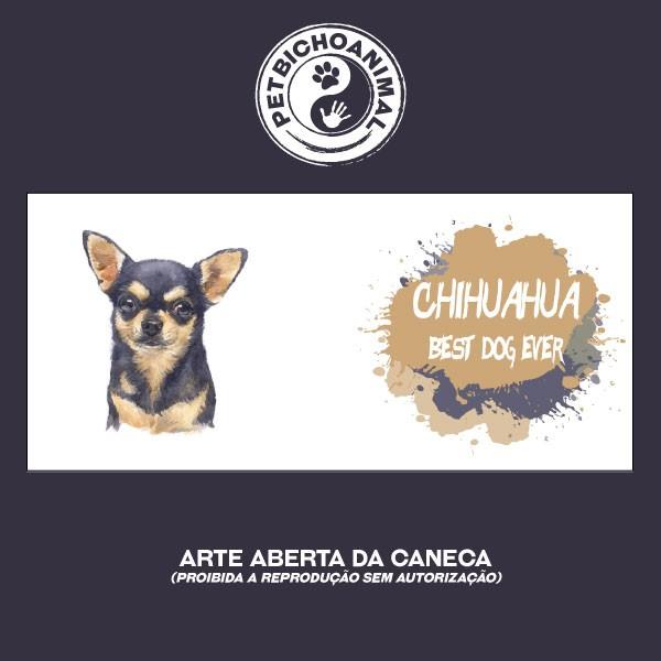 Caneca Coleção Best Dog Ever - Raça Chihuahua 3