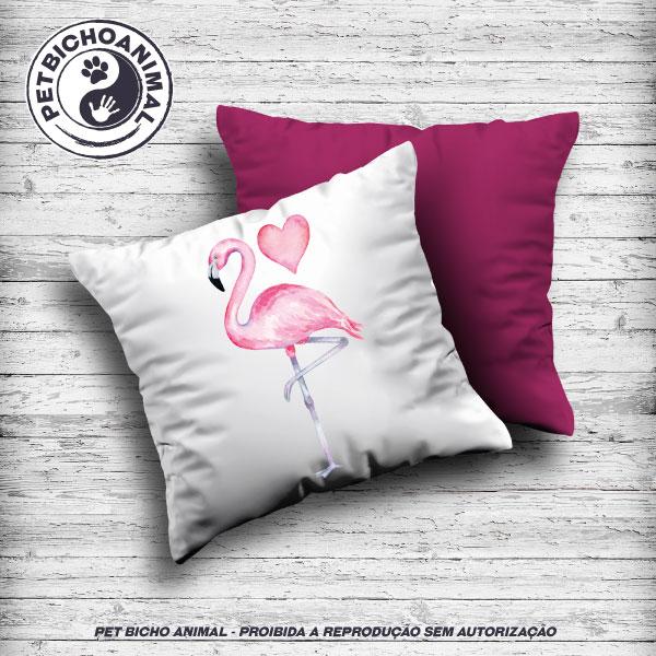 Almofada - Flamingo 1