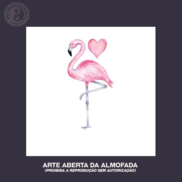 Almofada - Flamingo 2