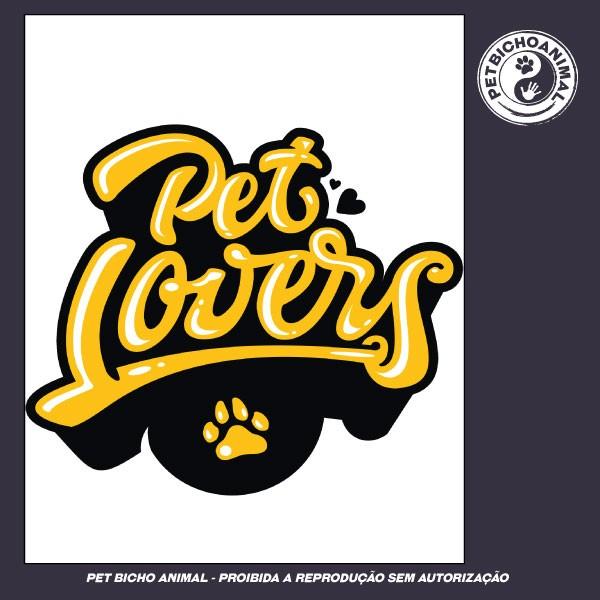 Camiseta - Pet Lovers 2