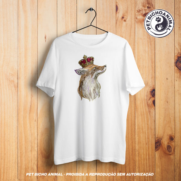 Camiseta - Raposa Real 1