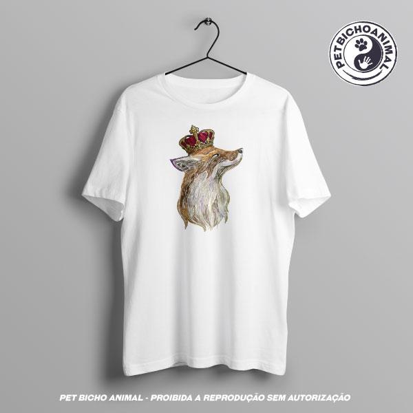 Camiseta - Raposa Real 2