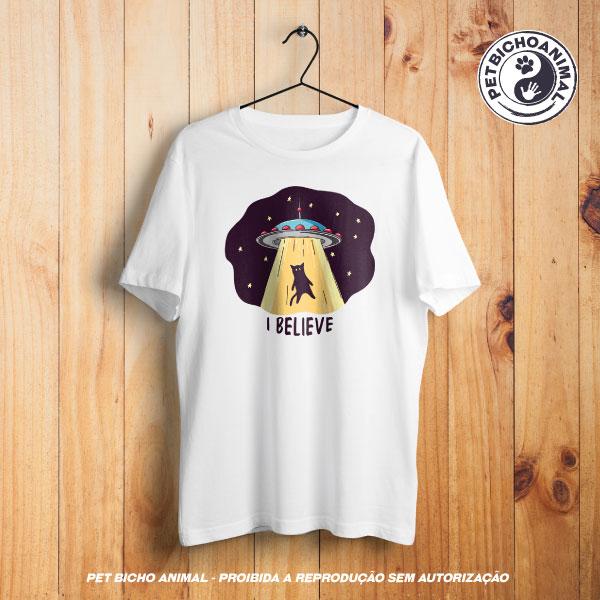 Camiseta - I Believe 1