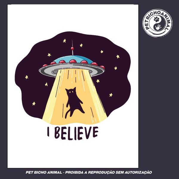 Camiseta - I Believe 2