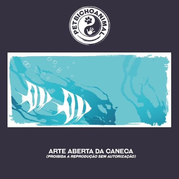 Caneca - Fundo do Mar 3