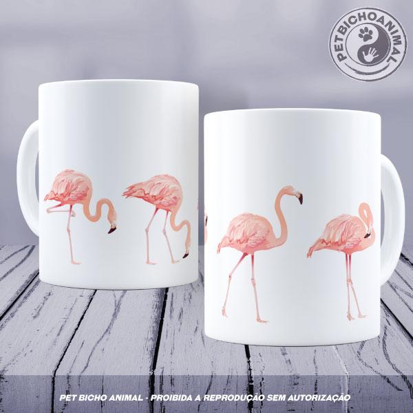 Caneca - Flamingos 1