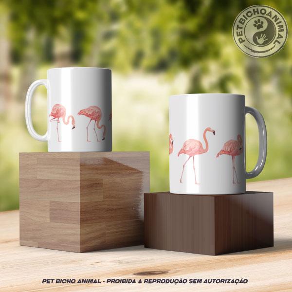 Caneca - Flamingos 2