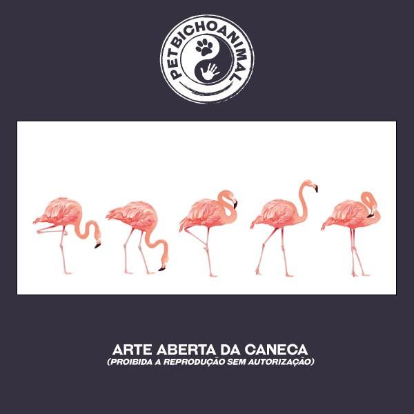 Caneca - Flamingos 3