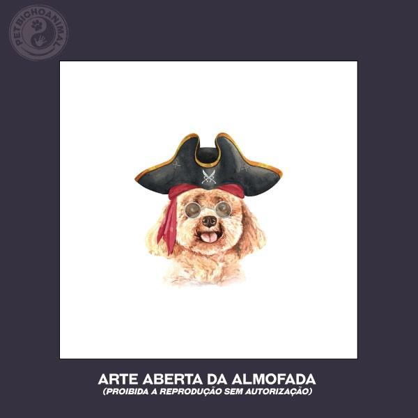 Almofada Coleção Hipsters Dogs - Poodle 2