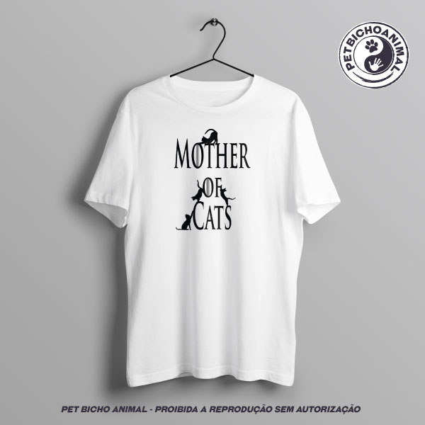 Camiseta -  Mother of Cats 2