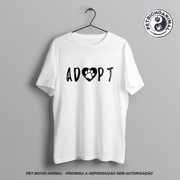 Camiseta -  Adopt 3