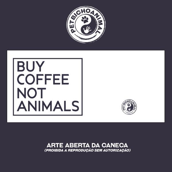 Caneca - Não Compre Animais 2