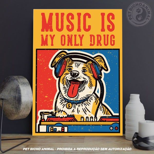 Quadro Music is my only Drug 1