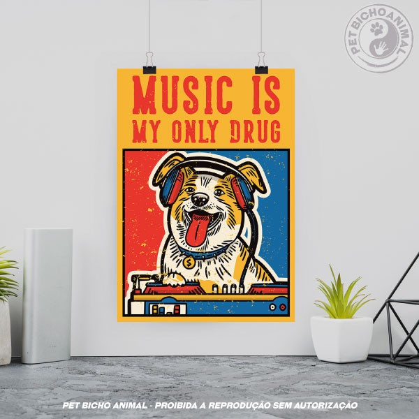 Quadro Music is my only Drug 2
