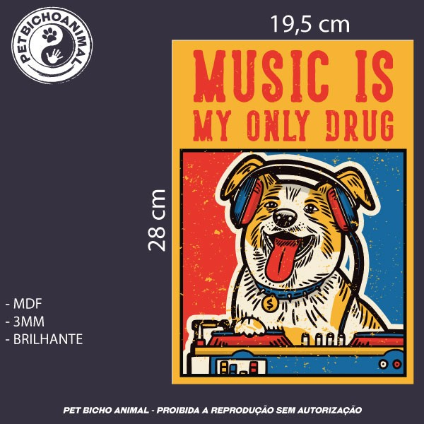 Quadro Music is my only Drug 3