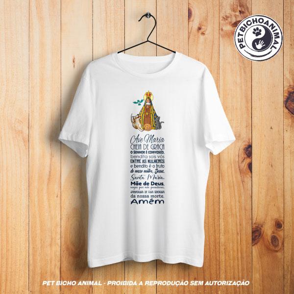 Camiseta - Nossa Senhora Aparecida – Padroeira do Brasil 1