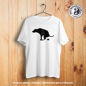 Camiseta - Dog Poop 1