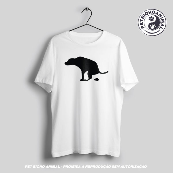 Camiseta - Dog Poop 2