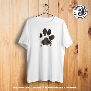 Camiseta - Marca de um Cão 1