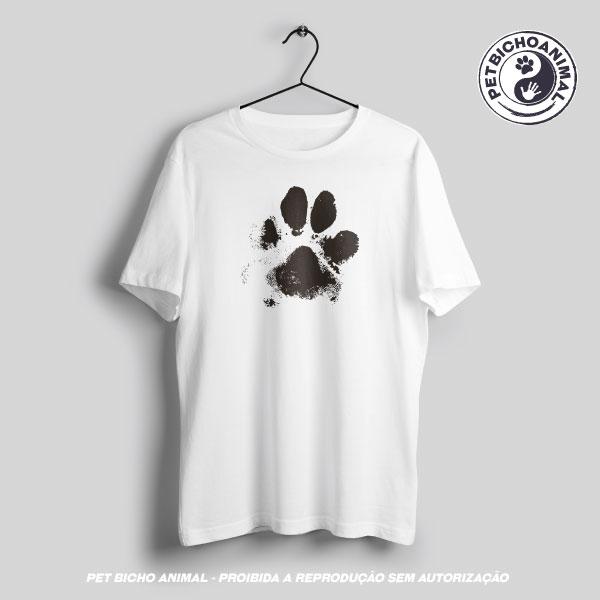 Camiseta - Marca de um Cão 3