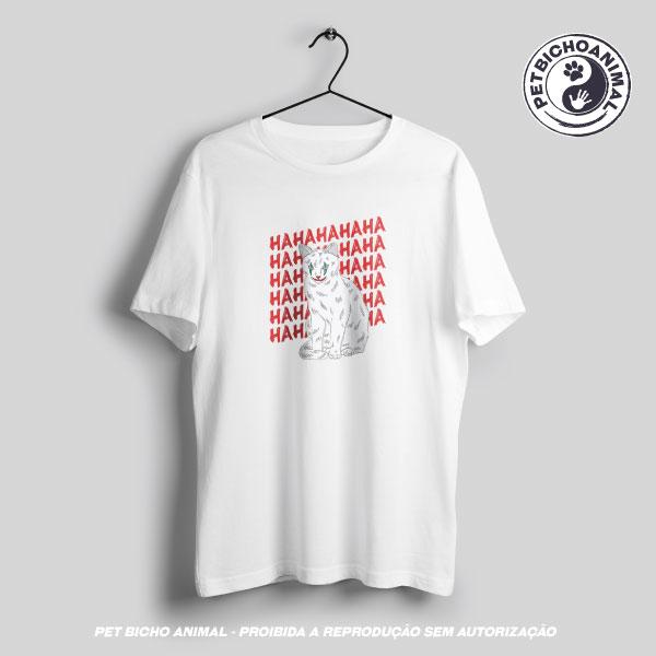 Camiseta - Coringa Gato 3