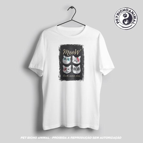 Camiseta - Rock Never Dies 3