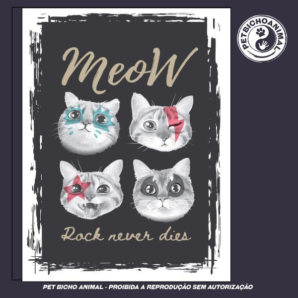 Camiseta - Rock Never Dies 2
