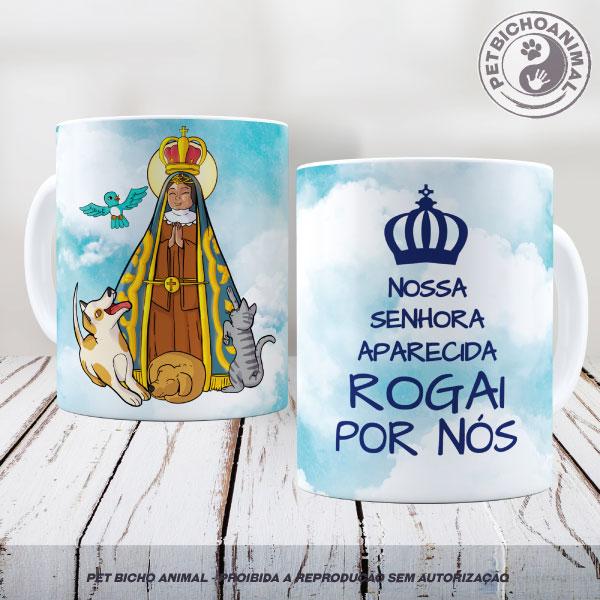 Caneca - Nossa Senhora Aparecida – Padroeira do Brasil 1
