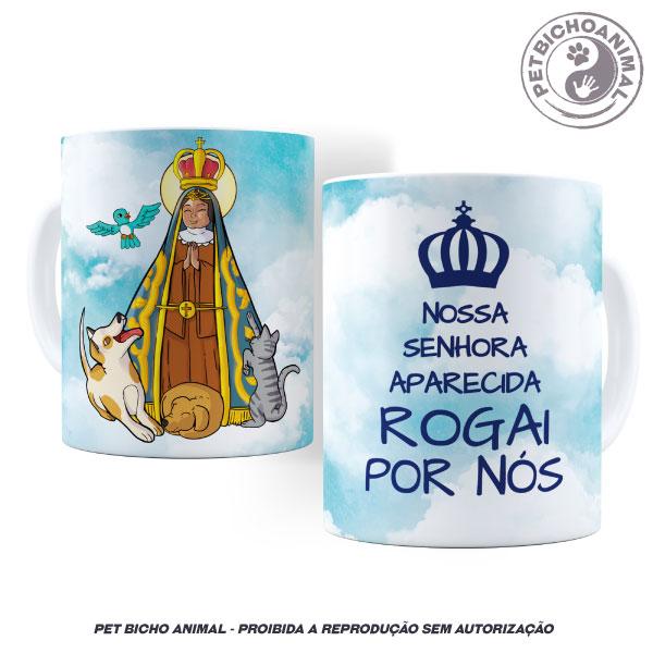 Caneca - Nossa Senhora Aparecida – Padroeira do Brasil 3