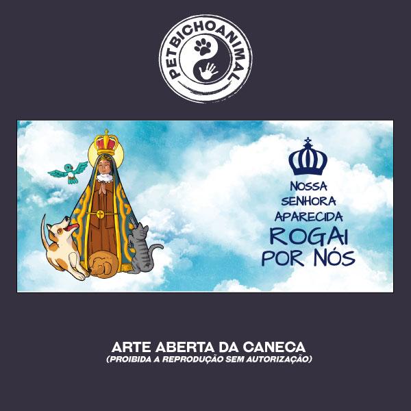Caneca - Nossa Senhora Aparecida – Padroeira do Brasil 2