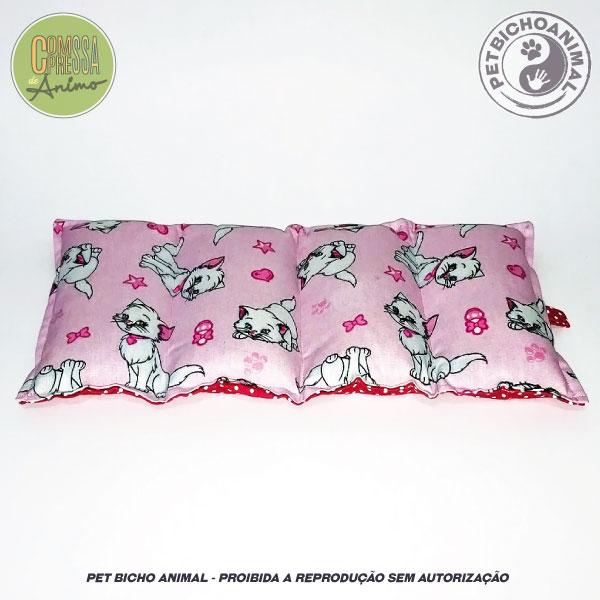Compressa de Ânimo Quatro Gomos - Gatinha Marie 1