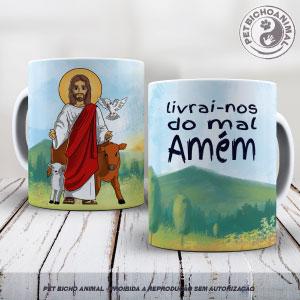 Caneca - Jesus Cristo 1