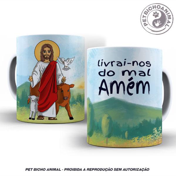 Caneca - Jesus Cristo 2