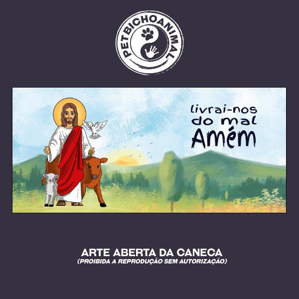 Caneca - Jesus Cristo 3