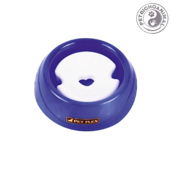 Bebedouro Pet Flex para Animais de Pelo Longo Tamanho G Azul 2