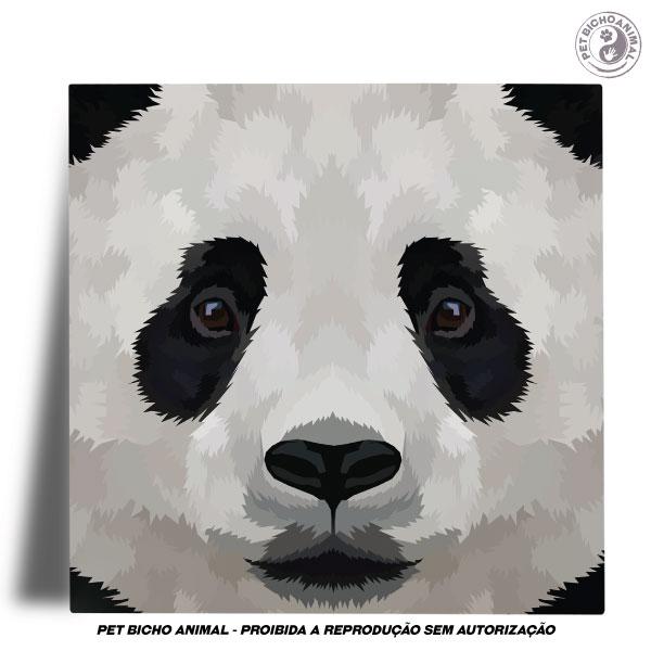 Azulejo Decorativo - Close de um Panda 2