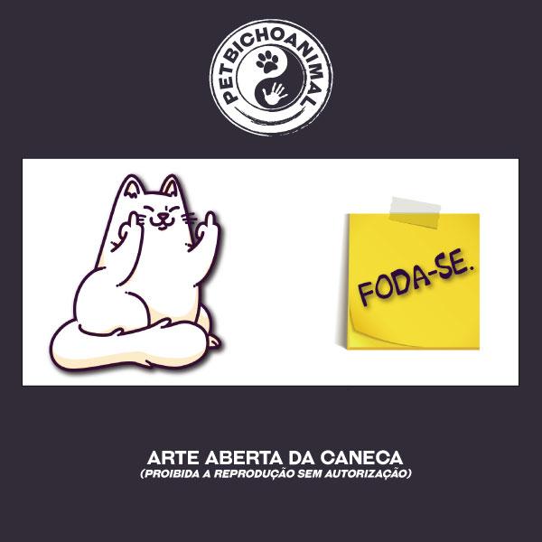 Caneca - Foda-se 3