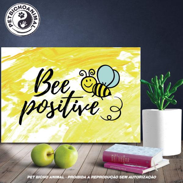 Quadro Bee Positive! 1